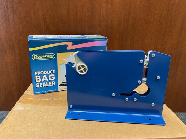 Produce Poly Bag Closing Tape Dispenser