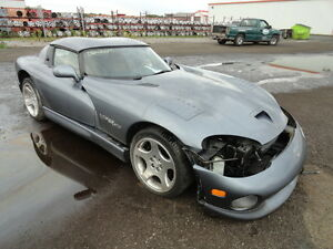 2000 DODGE VIPER RT/10   ** NEEDS REPAIR **