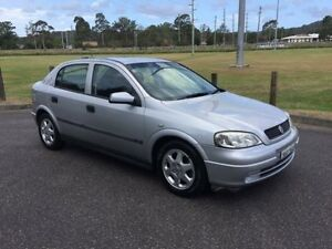 2001 Holden Astra TS CD Silver 4 Speed Automatic Hatchback West Gosford Gosford Area Preview