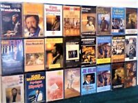 24 TAPES FOR £10, EXPLORE & FIND MORE IN THIS 24! MIXED GENRES JOB LOT OR PICK & MIX CASSETTE TAPES.