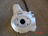 Offshore 110cc side cover with stator