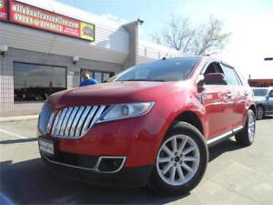 2011 LINCOLN MKX  AWD  **NAVI+CAMERA**