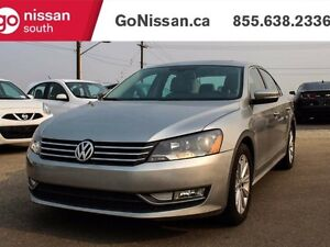 2012 Volkswagen Passat LEATHER, SUNROOF, BACK UP CAMERA!!