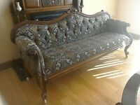 Victorian seat/couch