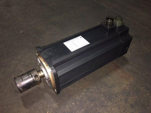 Yaskawa AC Servo Motor, USAFED-13-YB11, Encoder UTOPI-500UB, Used, Warranty