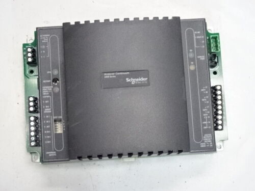 SCHNEIDER ELECTRIC ANDOVER CONTROLS i2850 TERMINAL CONTROLLER 24VAC 4INPUTS 1OUT