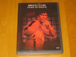 DVD - Bruce Lee - The Game of Death