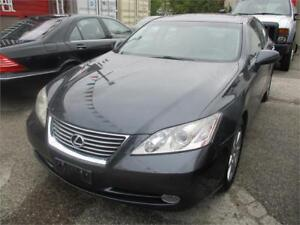 2009 LEXUS ES 350 LEATHER ROOF
