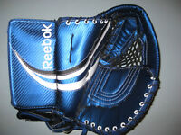 Brand New Never Used Reebok 7K Goalie Left Hand Catch Glove