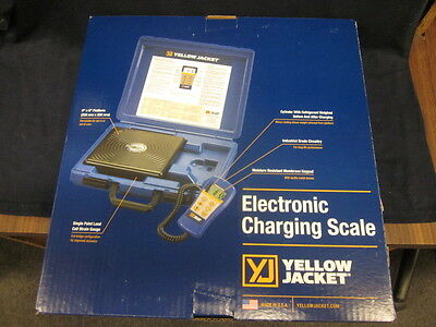 Yellow Jacket Electronic Charging Scale 110lbs 50kg - 68802