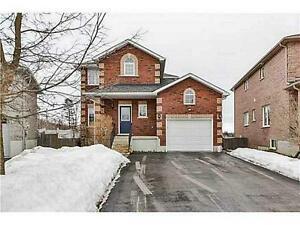 Detached House with In-Law Suite in South Barrie - April