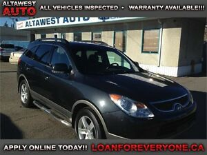 2008 Hyundai Veracruz GLS AWD LEATHER S/ROOF 7 PASS.