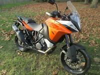 KTM 1190 ADVENTURE TOURING MOTORCYCLE