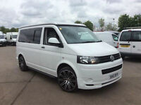 Volkswagen TRANSPORTER T28 102 TDI CAMPER VAN ***BUY FOR ONLY £600 A MONTH***