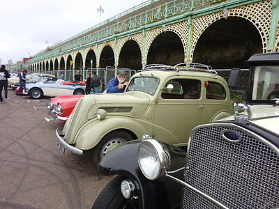 The London to Brighton Classic Car and Kit Car run