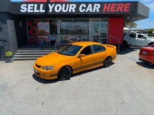 2007 Ford Falcon BF Mk II XR8 Sedan 4dr Spts Auto 6sp, 5.4i Orange Sports Automatic Sedan Como South Perth Area Preview
