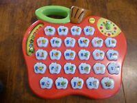 Vtech Alphabet Apple Electronic Learning Toy