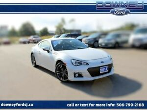 2014 Subaru BRZ Sport-tech Manual Navigation USB Heated Seats HO