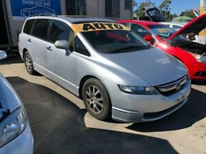 2008 Honda Odyssey 20 MY06 Upgrade Luxury 5 Speed Sequential Auto Wagon Clontarf Redcliffe Area Preview