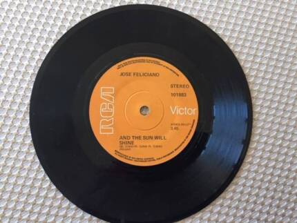 Jose Feliciano - RCA 101883 - Help / And The Sun Will Shine