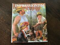 Impressionism Book – By The Editors Of Realities