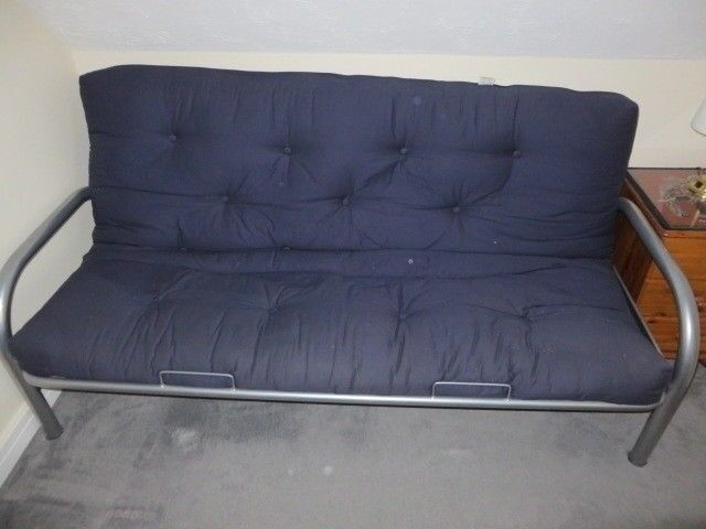Metal Frame Sofa Bed In Basingstoke Hampshire Gumtree