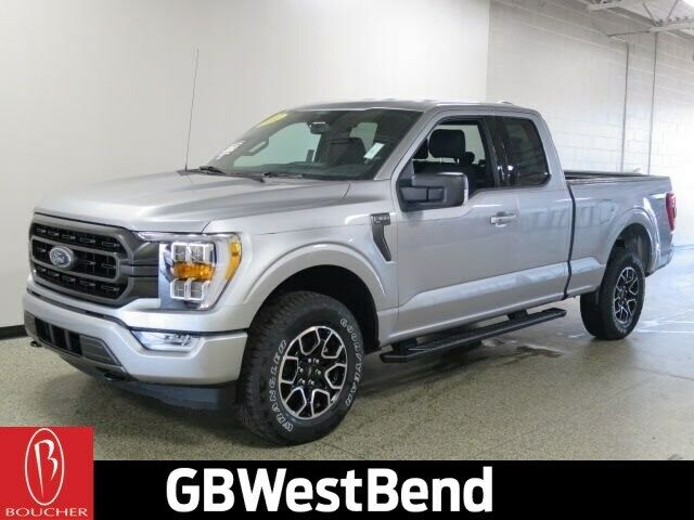 2021 Ford F-150, Silver with 276 Miles available now!