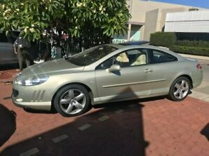 2008 Peugeot 407 HDi Gold 6 Speed Sports Automatic Coupe
