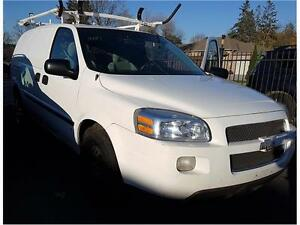 2009 Chevrolet Uplander  VAN WORK READY SHELVES | ROOF RACK Oakville / Halton Region Toronto (GTA) image 13