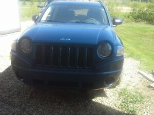 2009 Jeep Compass North SUV, Crossover