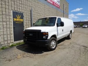 2011 Ford Econoline Cargo Van E250 **** EXTENDED **** OVER 50 TR