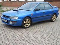 """Subaru Impreza Terzo Alloy Wheels 16"""""""