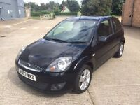 Ford Fiesta 1.4 Style Climate (07) - 82K miles - 3 Door - Manual/Petrol - SH + New Cambelt -Warranty