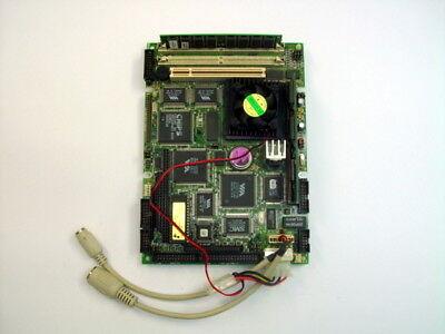 Advantech Pcm-5860 Half Sized Sbc Single Board Computer