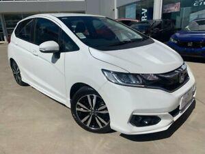 2019 Honda Jazz GF MY19 VTi-L White 1 Speed Constant Variable Hatchback Ravenhall Melton Area Preview