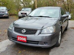 2006 Nissan Altima cert&etested