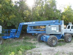 Genie (Z-60/34) Lift for Sale