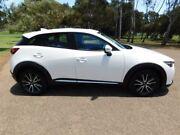 2017 Mazda CX-3 DK2W76 Akari SKYACTIV-MT White 6 Speed Manual Wagon Murray Bridge Murray Bridge Area Preview