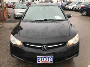 2008 Acura CSX- BLACK FRIDAY SPECIAL $500 OFF THE PRICE!!!