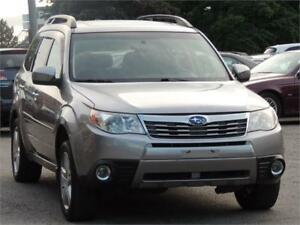 2009 Subaru Forester X Limited*LEATHER*SUNROOF*AWD