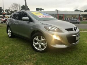 2010 Mazda CX-7 ER1032 Luxury Activematic Sports Silver 6 Speed Sports Automatic Wagon Ferntree Gully Knox Area Preview