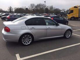 Model: BMW 318d SE Business Edition,Automatic,Diesel, Titanium Silver,Black Dakota leather