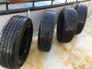 Low Mileage Tires For Sale