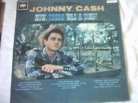 Vinyl LP Johnny Cash – Now There Was A Song CBS BPG 62028 Stereo 1960