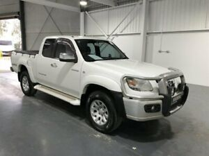 2007 Mazda BT-50 B3000 Freestyle DX+ (4x4) White 5 Speed Manual Pickup Beresfield Newcastle Area Preview