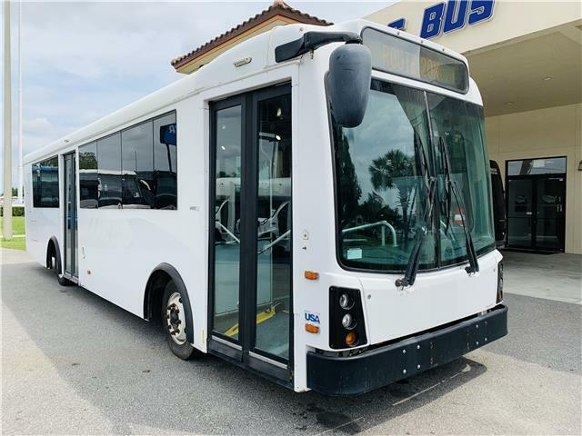 2017 Arboc Spirit of Liberty- Low Floor Transit Bus