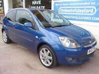 Ford Fiesta 1.25 2007 Zetec Climate Full S/H Low miles 72k Finance Available p/x