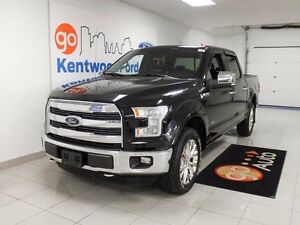 2015 Ford F-150 FX4! ECO! LEATHER, NAV, MOONROOF!
