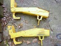 trima loader brackets