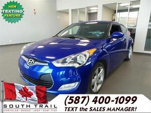 2013 Hyundai Veloster **BLOWOUT!!** **2 SETS TIRES!!**